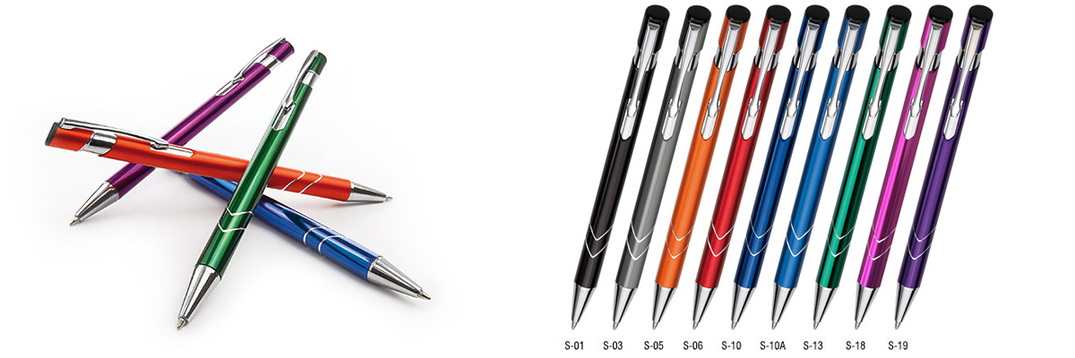 """Ball pen """"Model S"""""""