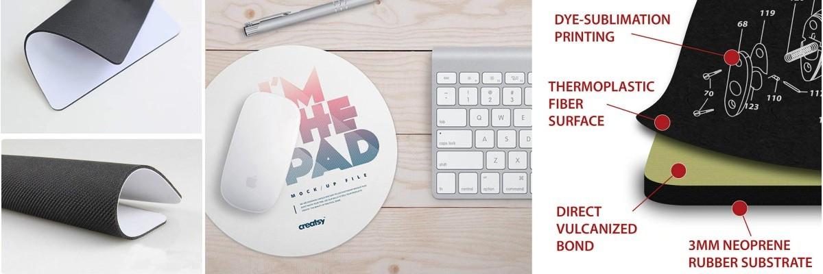 Mousepads sub|RUND