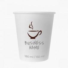 Paper cups 150 ml
