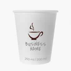 Paper cups 200 ml