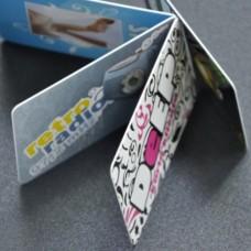 Plastic cards 0,5mm